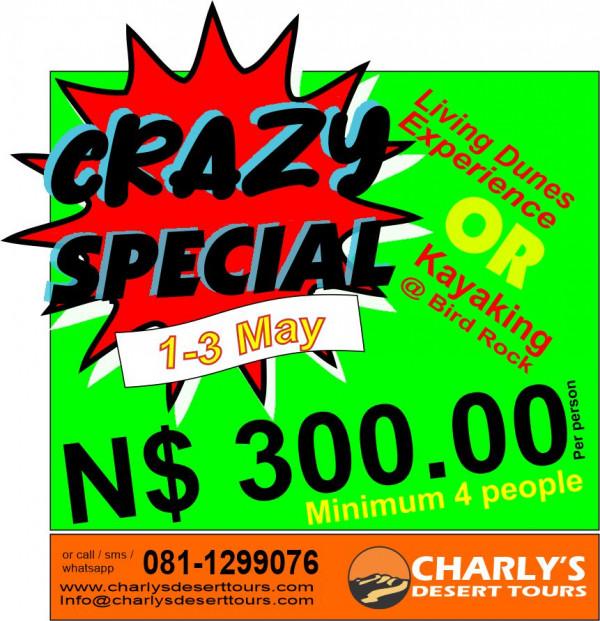 Crazy special